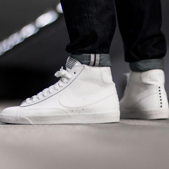 nike blazer vintage white